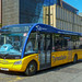 Go North East 668 NK16BXJ:  Optare Solo