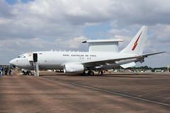 A30-001 Boeing E7A Wedgetail EGVA 14-07-18