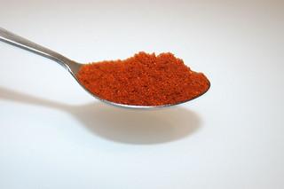 10 - Zutat Paprika / Ingredient paprika