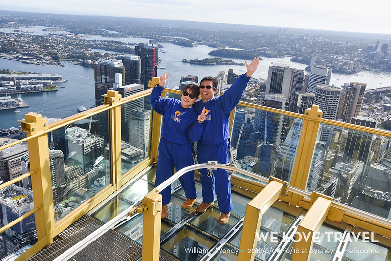 Skywalk Sydney