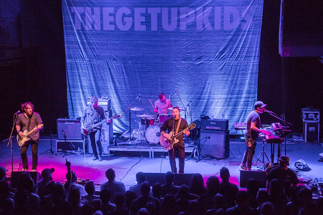 The Get Up Kids @ 9:30 Club, Washington DC, 07/15/2018