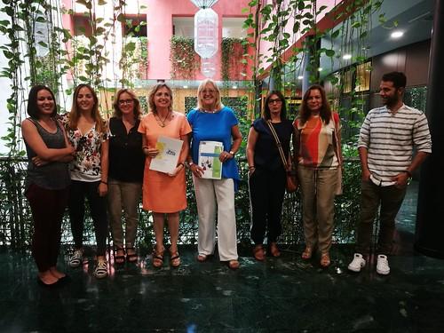 UPO y Ayuntamiento firman convenio del Aula Abierta de Mayores