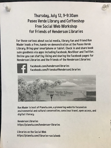 Free Social Web Workshop