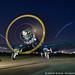 Night Run by Ramos_Aviation_Photography