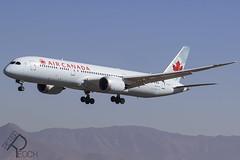 C-FGDX / Air Canada / Boeing 787-9 Dreamliner