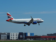 Airbus A320-251N - British Airways - G-TTNA