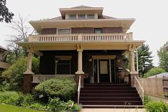Albert Soffel House