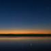 Solstice Twilight Panorama over Prairie Pond