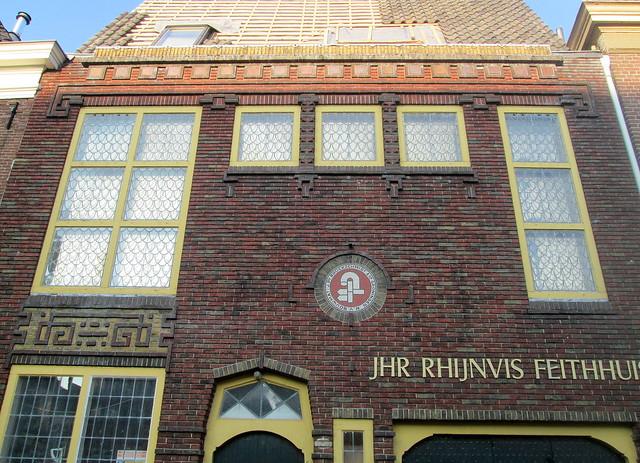 Canalside Building, Groningen