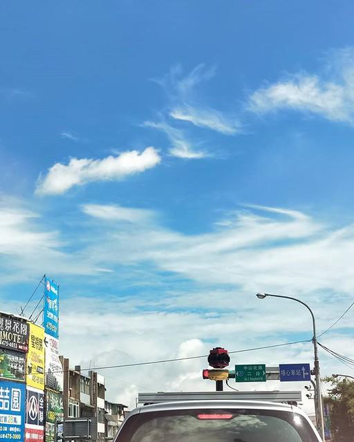 20180624 今天的天空 我喜歡