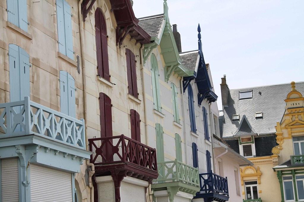 Wimereux maisons