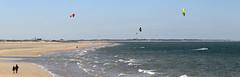 Aan het strand van Ouddorp