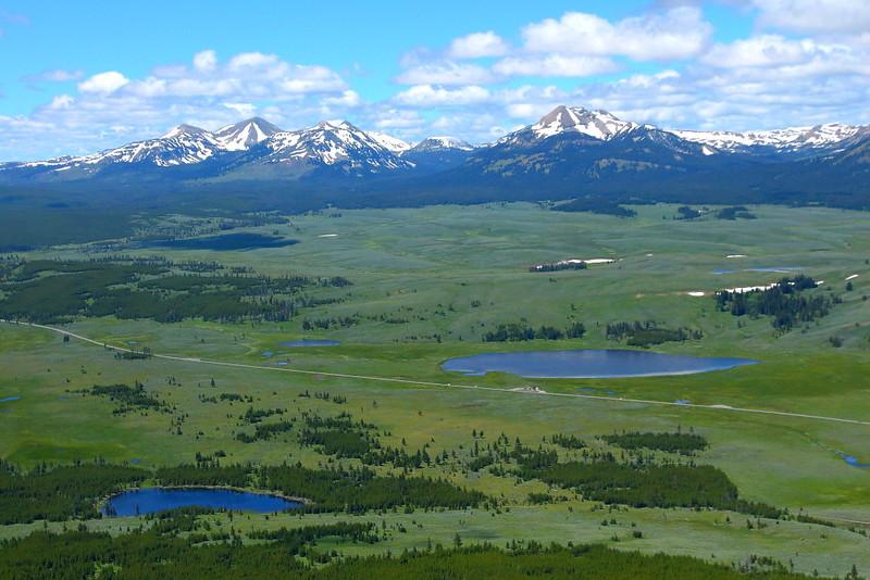 IMG_0723 Swan Lake Flats and Gallatin Range from Bunsen Peak
