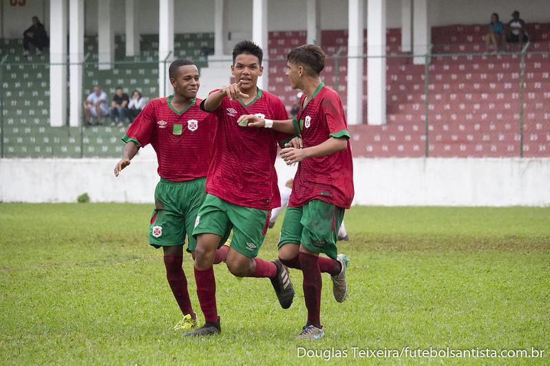 Portuguesa Santista 1 x 2 EC São Bernardo (Sub-17)