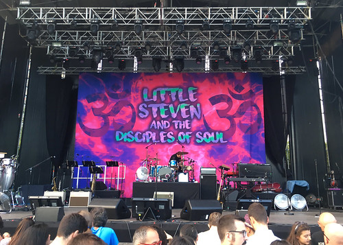 Little Steven and the Disciples of Soul - Madrid - 01