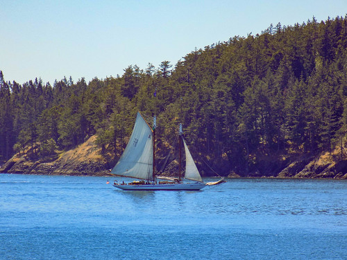 Ferry to Friday Harbor-001
