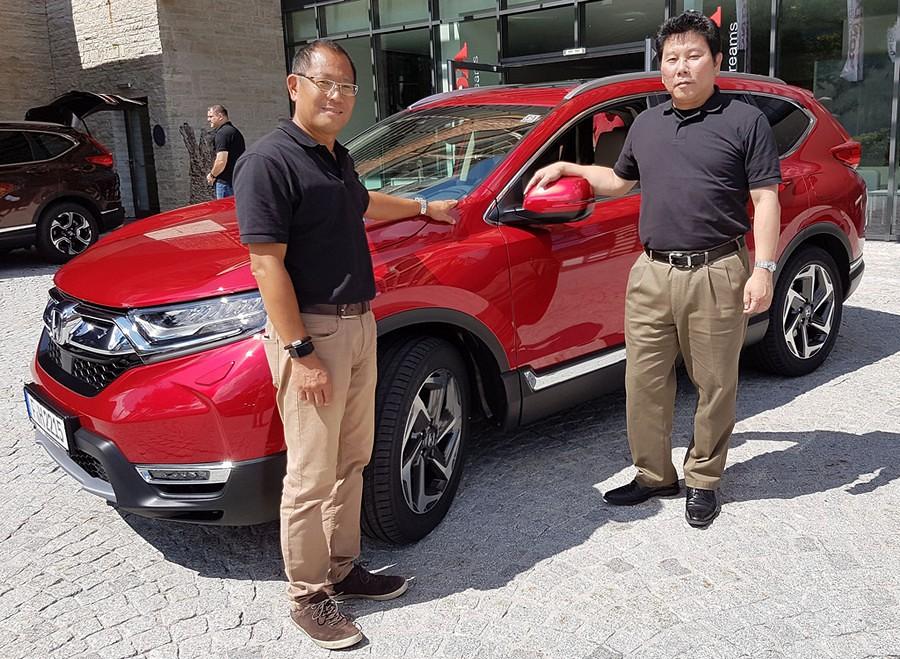 Honda CR-V petta gen 7