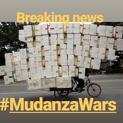 #MudanzaWars, July 16, 2018 at 01:00PM
