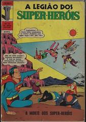 A Legiao Dos Super-Herois (Brazil)