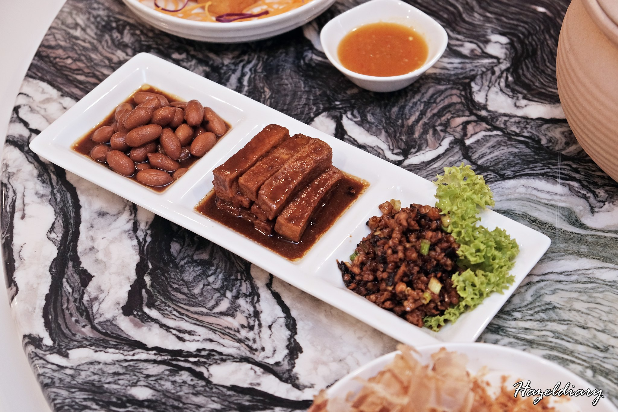 Goldleaf Katong Square-Ah Ma's Tri Platter