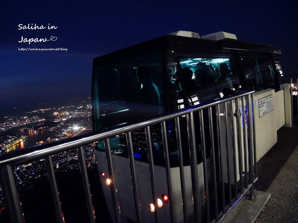 皿倉山夜景纜車 (29)
