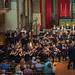 DSCN0058left Sinfonia da Requiem, Benjamin Britten. Ealing Symphony Orchestra, leader Peter Nall, conductor John Gibbons. St Barnabas Church, west London. 14th July 2018