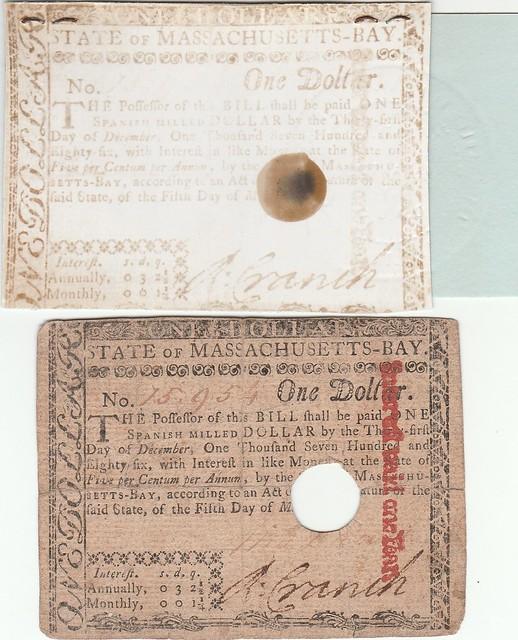 Breen-Taxay certificate back