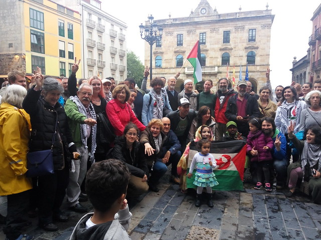 Festival en apoyo a la Flotilla de la Libertad