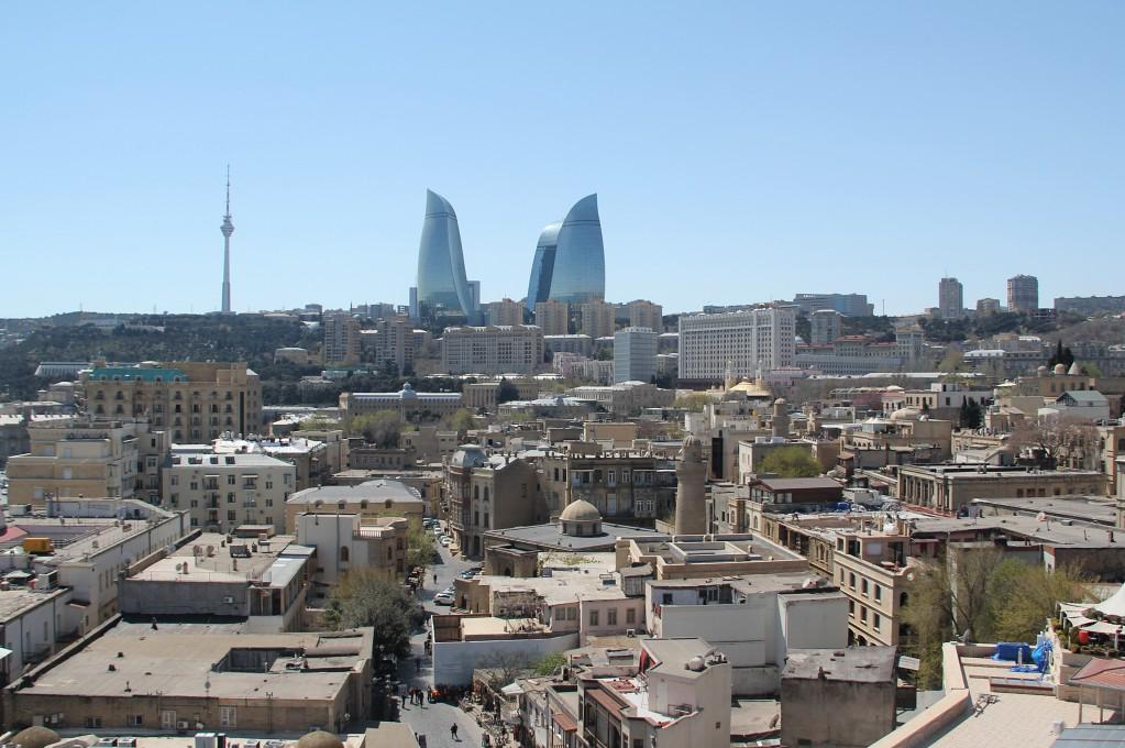 Баку - Девичья башня и прогулка по Ичери-шехер