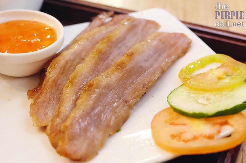 Matsusaka Pork Jowl
