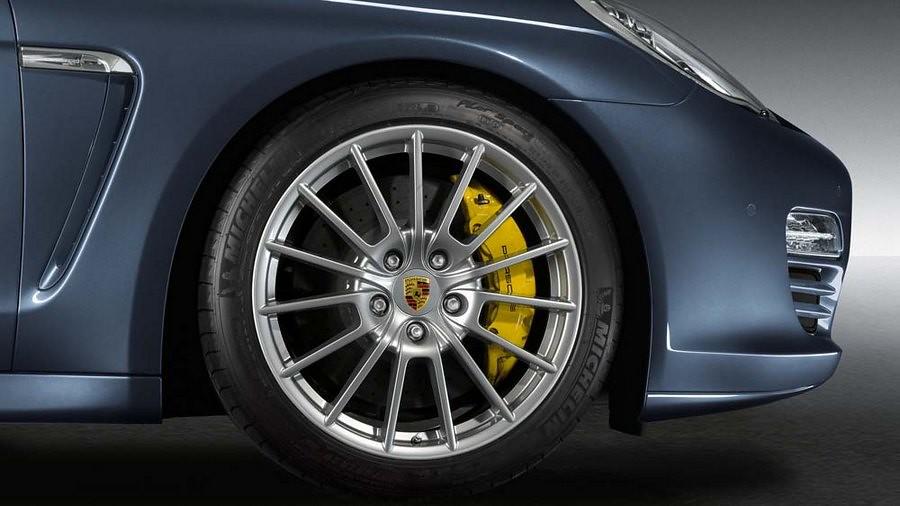 Porsche Panamera Turbo I 5