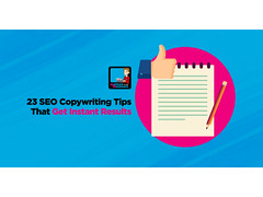Amazing  23 SEO Copywriting Tips That Get Quick Results