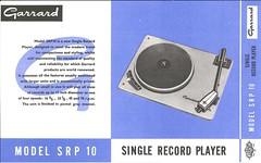 Garrard SP10