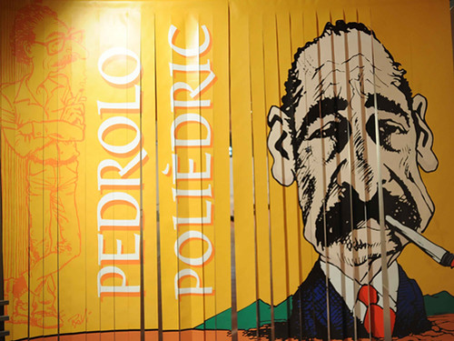 Pedrolo, poliedric