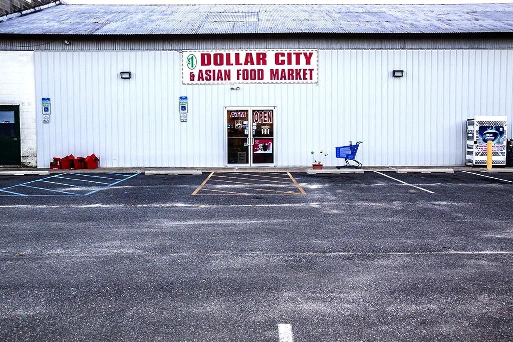 DOLLAR CITY n ASIAN FOOD MARKET--Millville