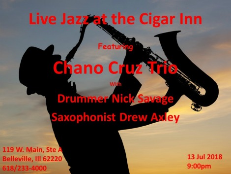 Cigar Inn 7-13-18