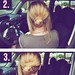 Hair Tutorials : easy criss-cross low bun