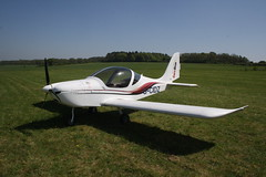 G-CIDZ Evektor EV-97 [2013-4107] Popham 060518