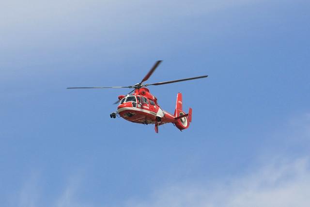 名古屋市消防局 のぶなが JA758A AS365N3 Dauphin IMG_7794_2