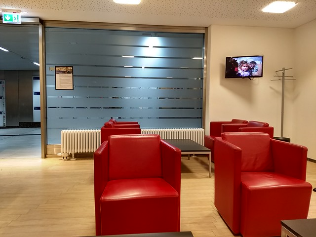 DB Lounge Düsseldorf Hbf