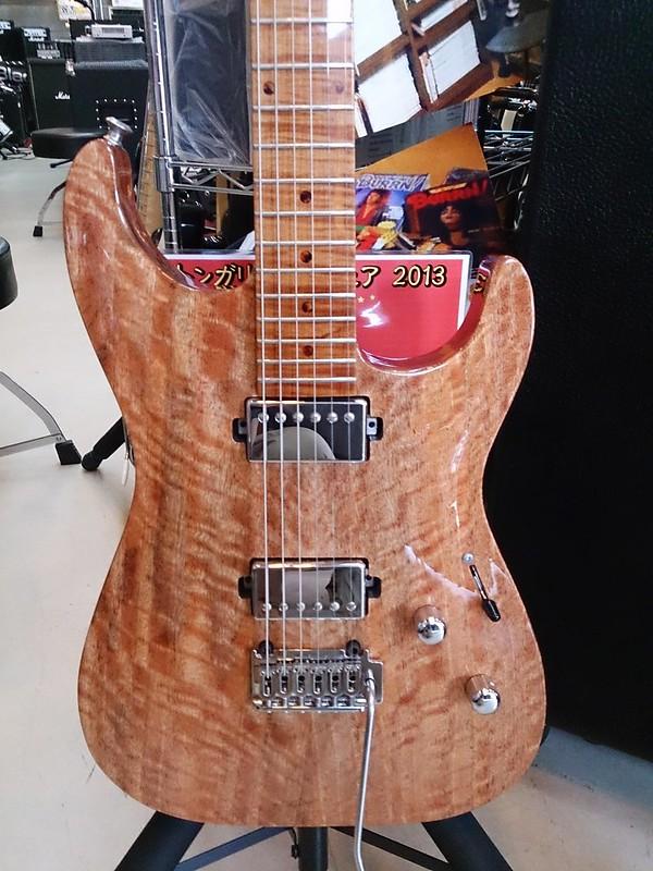 Lipe Guitars: VIRTUOSO-CT-MANGO/NT/NAMM-SPECIAL