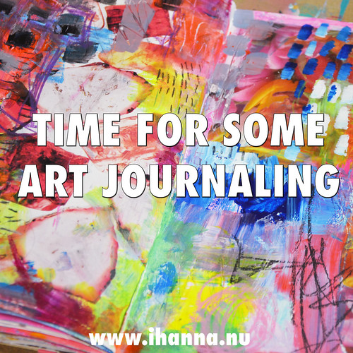 Time for some Art Journaling | by iHanna
