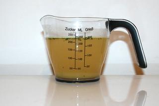 12 - Zutat Hühnerbrühe / Ingredient chicken stock