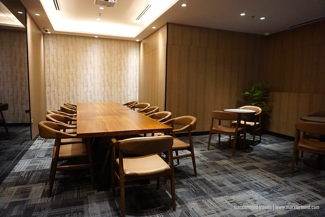 New Plaza Premium Lounge in KLIA2 - Meeting Room 2