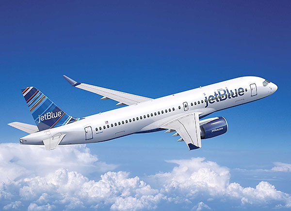 JetBlue A220 (Airbus)