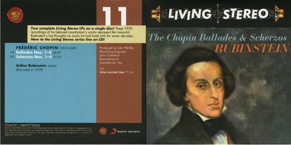 Fshare] - RCA Living Stereo CD11 - Rubinstein - Chopin