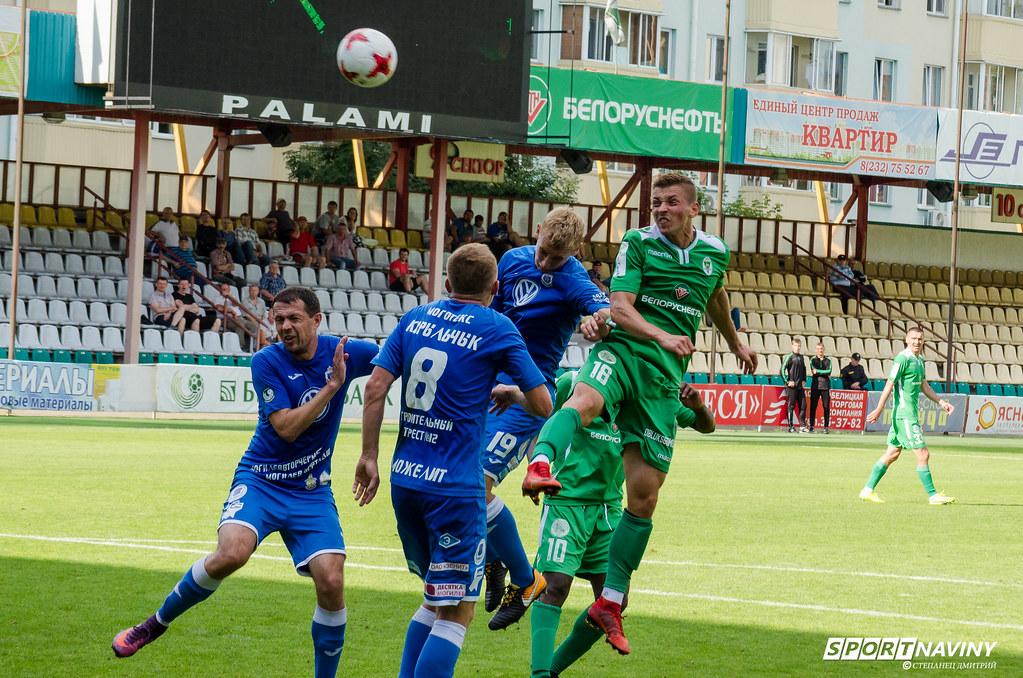 FC Gomel 2:0 FC Dnepr. 21/07/2018