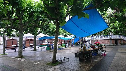 Portuko mercatua