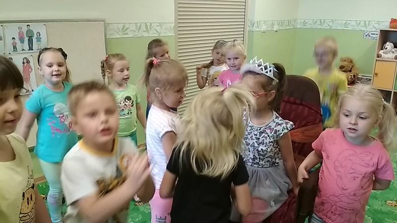 Urodziny Emilki, Nikoli, Mileny i Sary