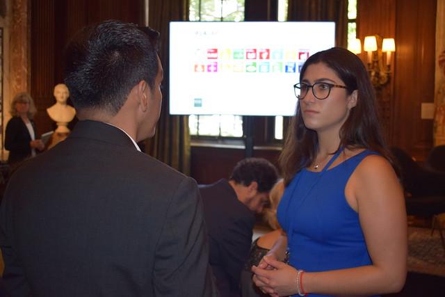IFLA International Advocacy Programme (IAP) Global Convening - Showcase: Libraries as Partners for Development